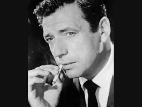 Rue St. Vincent - Yves Montand