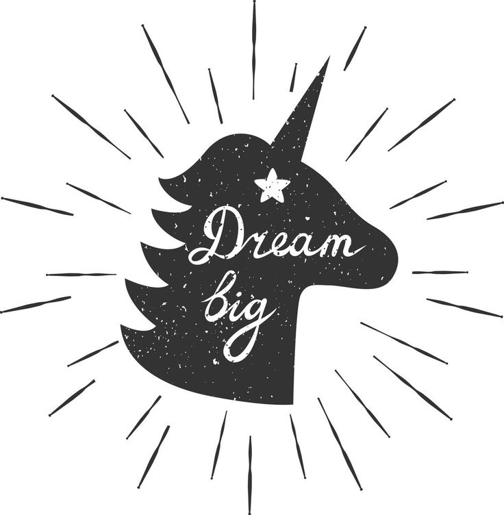 Dream Big Unicorn SVG Cut File                                                                                                                                                                                 More