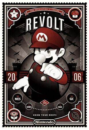 Diversas versões do Mario! :)