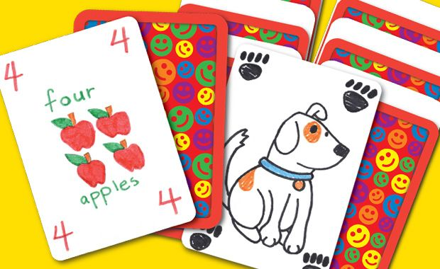Play memory games, math games, traditional card games and more with our R49623 Dry Erase Blank Playing Cards!