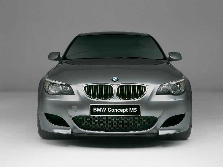 bmw m5 concept стоимость