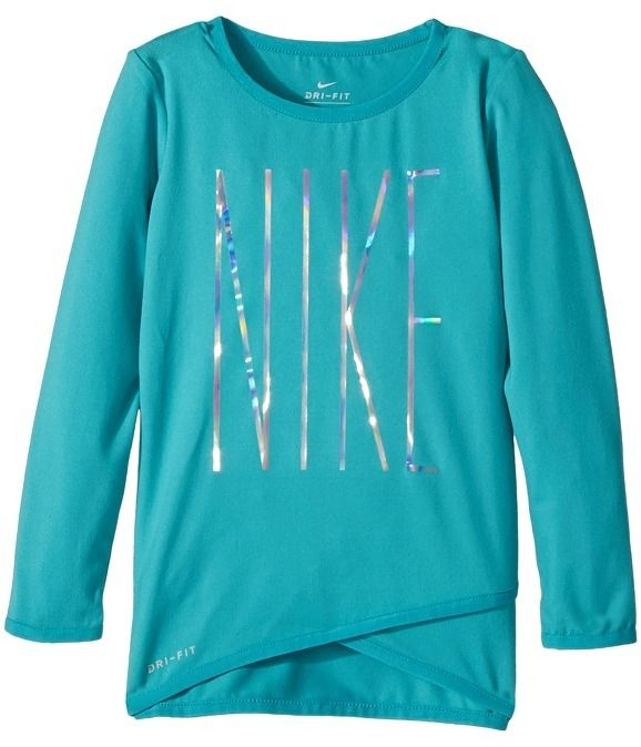 Nike Dri-Fit Sport Essentials Tunic Girl's Blouse