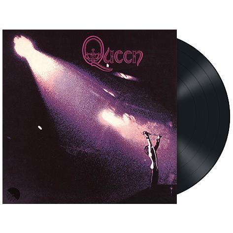 """L'album dei #Queen intitolato """"Queen"""" in edizione limitata rimasterizzata su vinile nero 180 gr."""