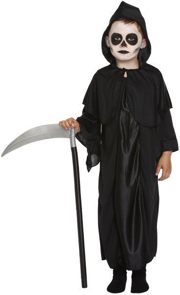 scary black halloween masks for boysgrim reaper dress uphalloween costumes for kids