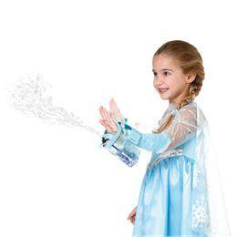 """Disney Frozen magisk is-handske Lad din egen prinsesse sprøjte med """"sne"""" eller vand"""