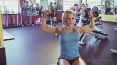 Bodybuilding.com - Shoulder Work Ahead: Jessie Hilgenberg's Delt Workout