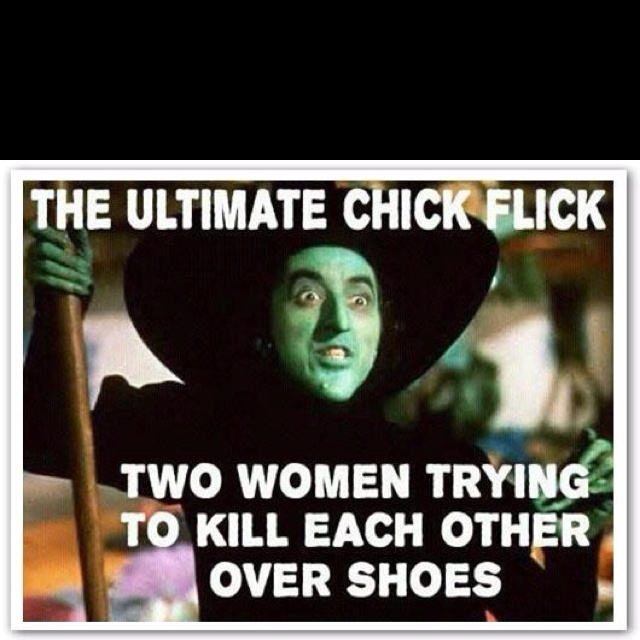 Never thought of it that way, LOL: Shoes, Chick Flicks, Dr. Oz, Movie, Funny Stuff, So True, Wizard Of Oz, Ultimate Chick