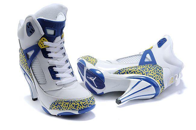 Air Jordan 5 High Heels