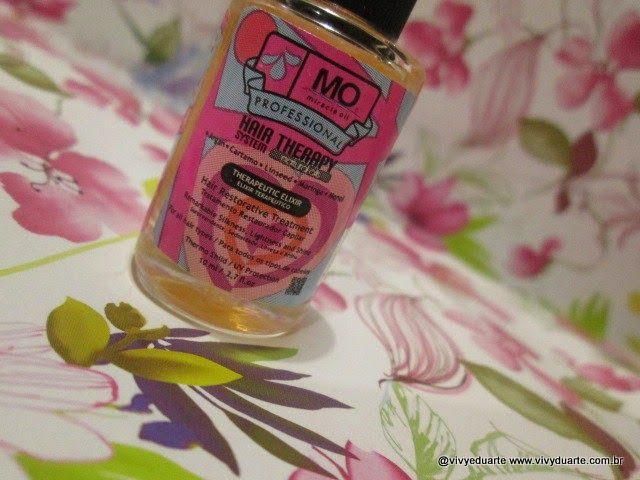 Vivy Duarte: Testei: Miracle Oil Therapeutic Elixir