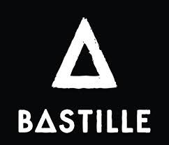 bastille bad blood font