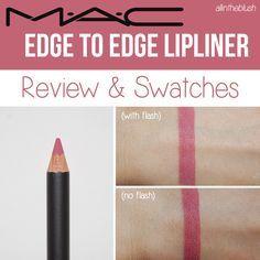 Perfilador de labios tono Edge to Edge de MAC (El Corte Inglés y tiendas MAC)