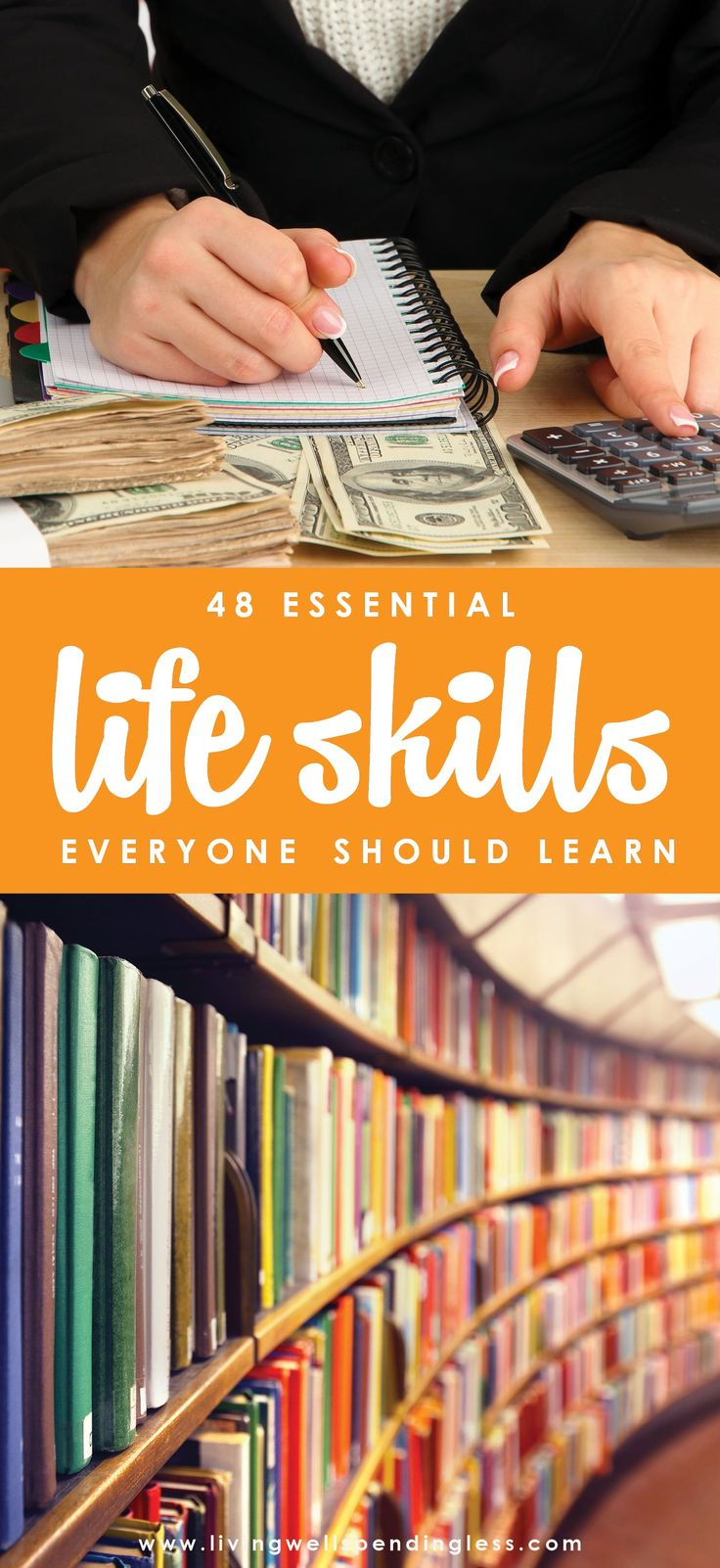 48 Important Life Expertise Everybody Ought to Study