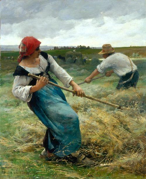 Julien Dupre' (1851 - 1910)