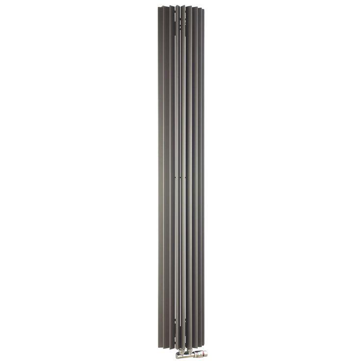vertical radiator - feature?