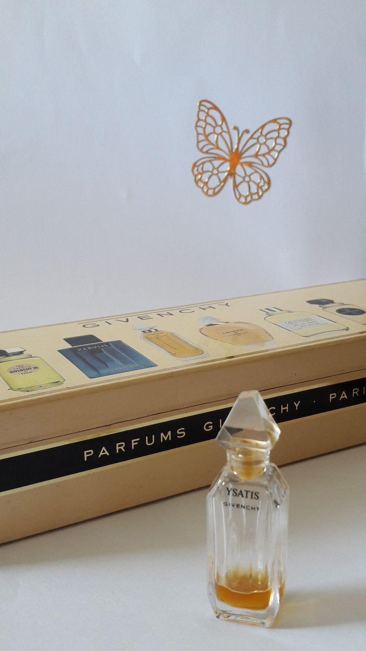 Givenchy - Ysatis - Eau de toilette - 4 ml - miniature parfum