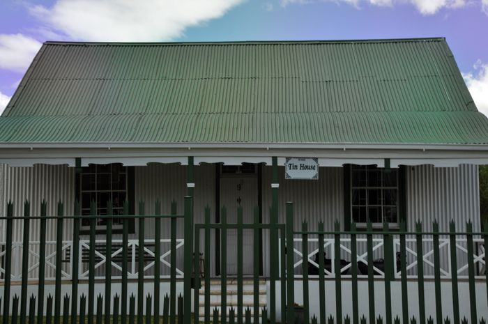 The Tin House in Harrismith, Free State, South Africa. (ACPhotography)