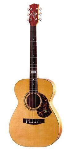 Turramurra Music :: Acoustic Electric Guitars : Maton EBG808 TE