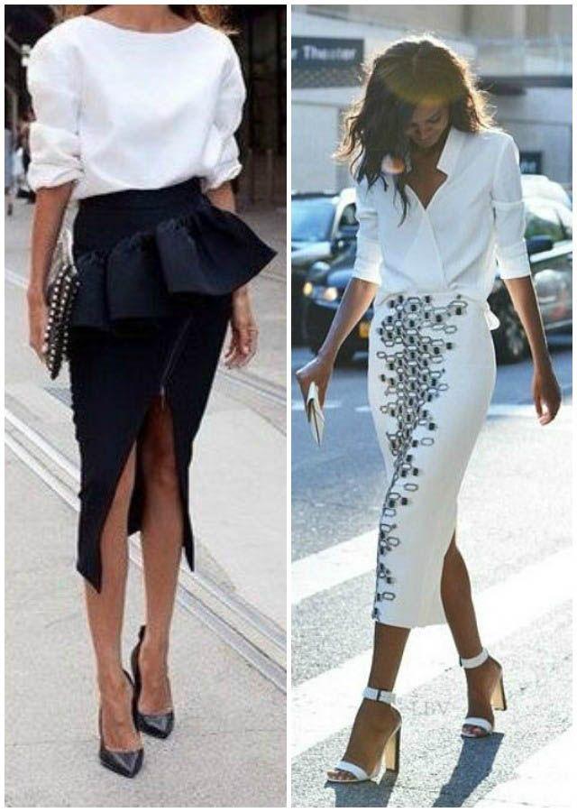 Invitadas elegantes y con camisa blanca