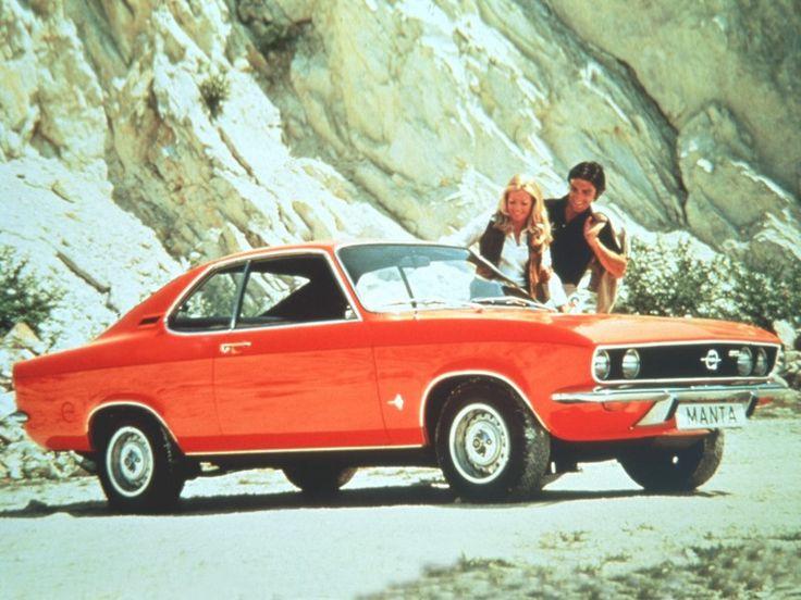 Opel manta a 1970-1975 Photo 02