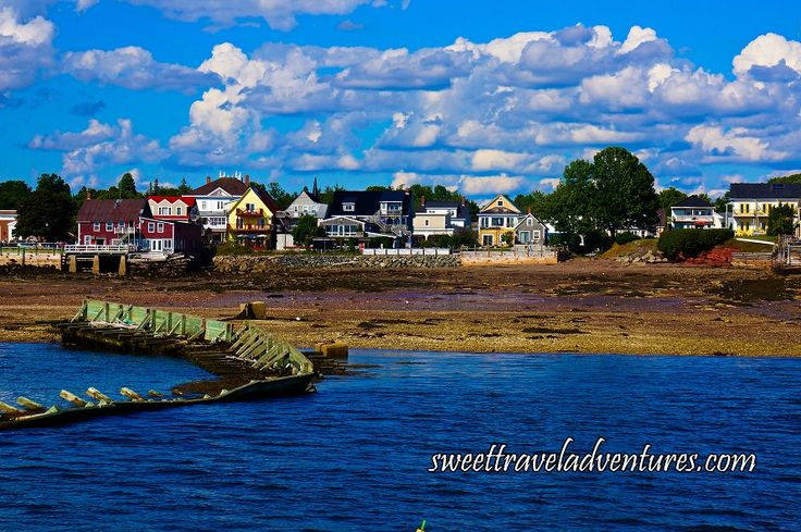 Sightseeing in the Historic Resort Town of St. Andrews by-the-Sea!!! | Sweet Travel Adventures