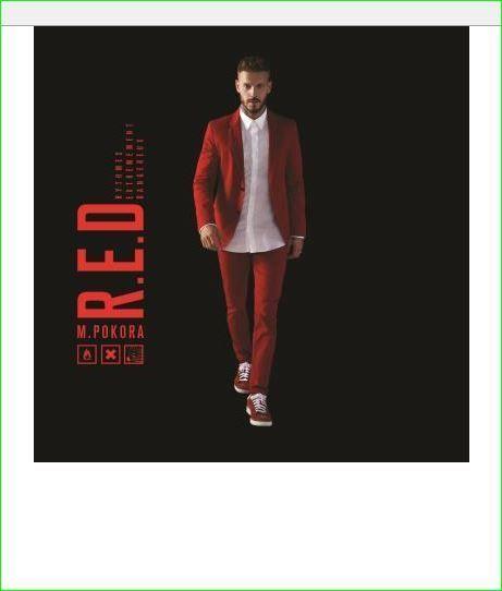 M.pokora - R.E.D :10 ans de carrière Symphonic show CD + DVD