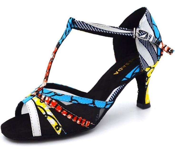 Zanzibar dance shoes iii beginners salsa dance shoes