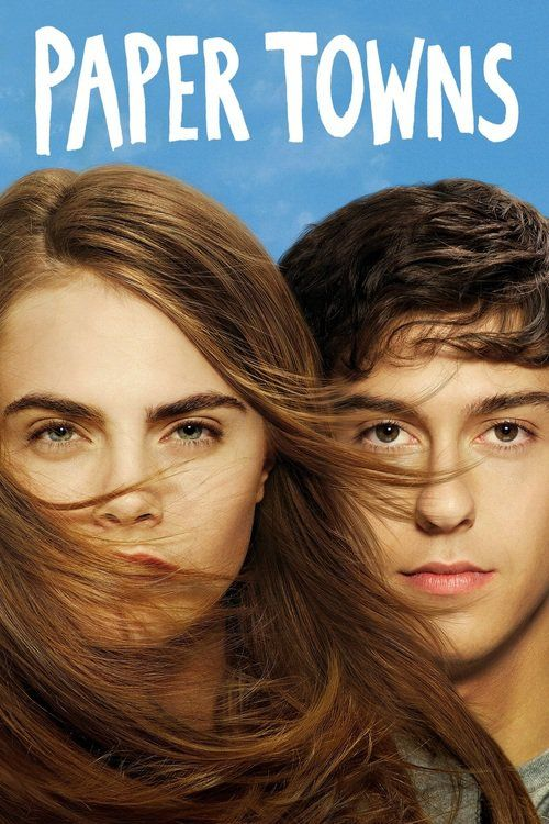 Paper Towns - movie poster