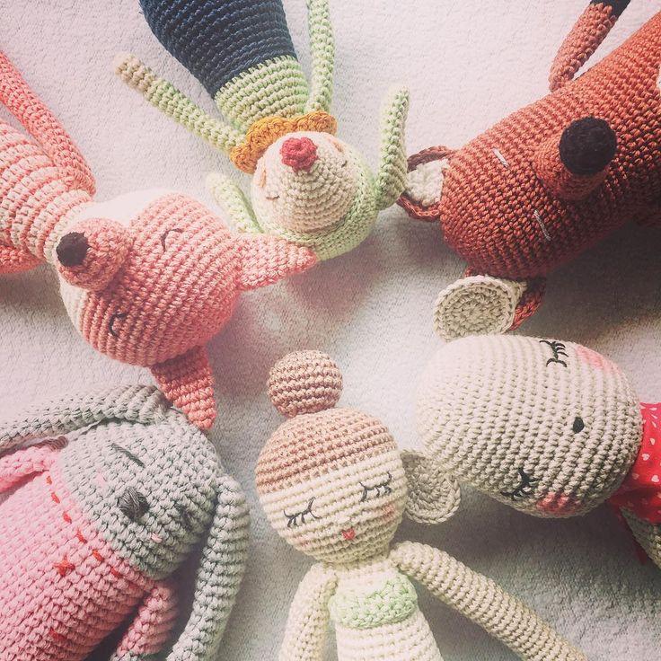 582 besten Amigurumi Bilder auf Pinterest   Amigurumi, Häkeltiere ...