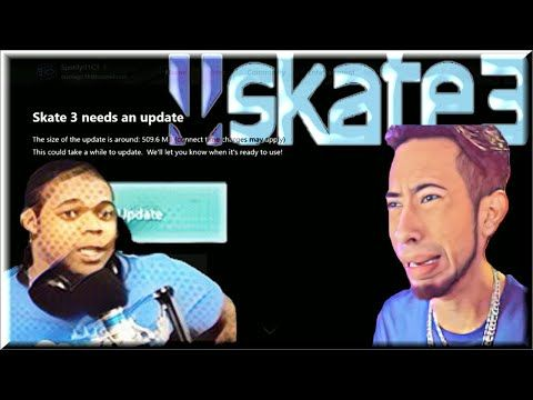 "X7 Albert May Be On To Something | NEW SKATE 3 UPDATE! (""Appreciated"")"