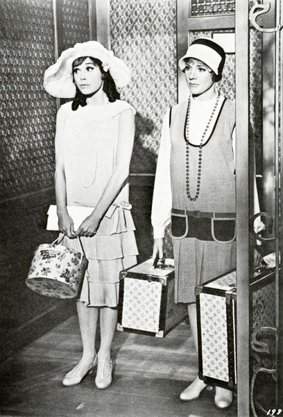 Mary Tyler Moore, Julie Andrews - Thoroughly Modern Millie  Great movie