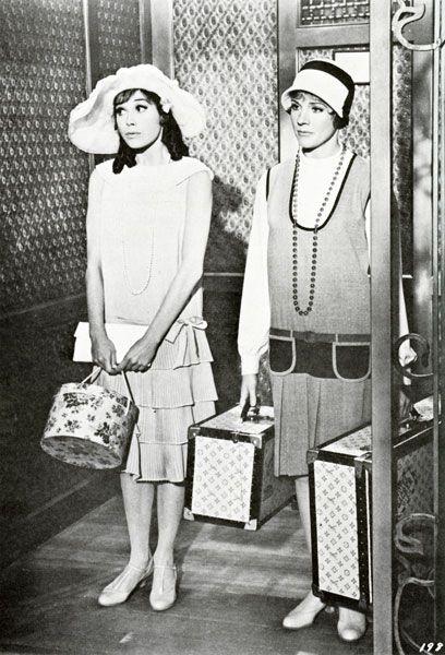Mary Tyler Moore, Julie Andrews - Thoroughly Modern Millie  Great movie