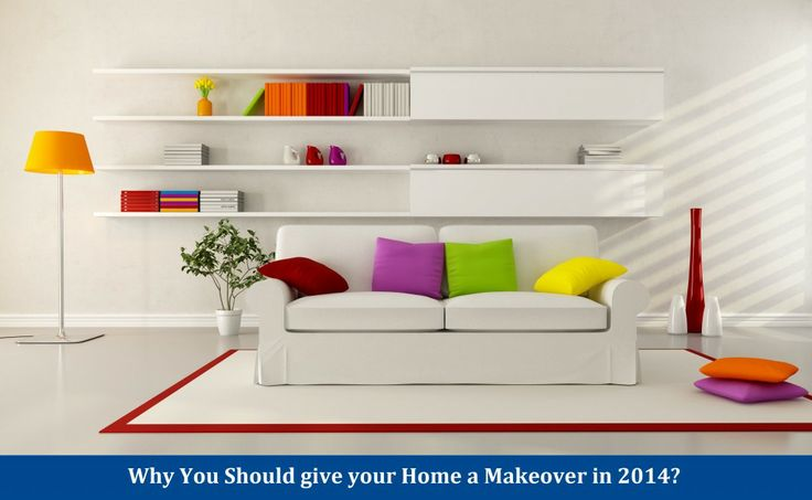 Tips on House Makeover in 2014 #HomeDecor #Home