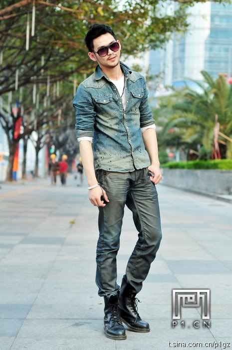 China Street Fashion 2011 Styling I Men Pinterest Men Street Street And Street Styles