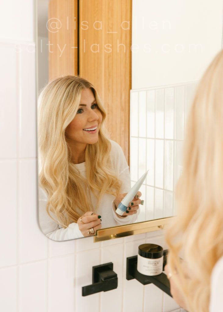 Lisa Allen From Salty Lashes On The Best Of Philosophy In 2020 Beauty Favorites Salty Lashes Lisa Allen