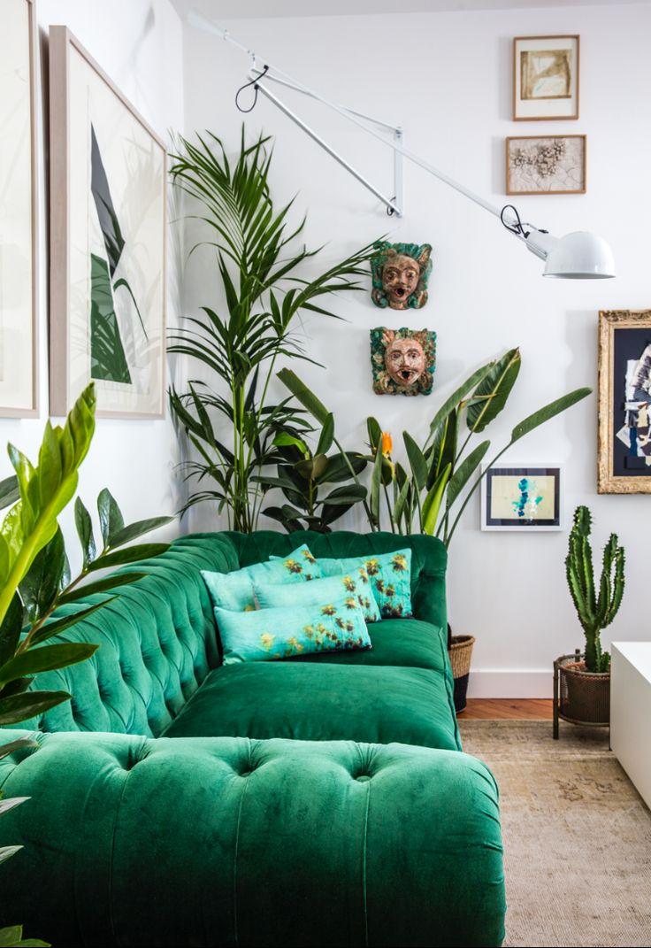 Mejores 81 Im Genes De Deco Vert Nature En Pinterest Dormitorio  # Muebles Dettaglio Condesa