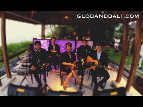 WEDDING BAND BALI - GLO Band Bali at Tirtha Luhur, Uluwatu - YouTube
