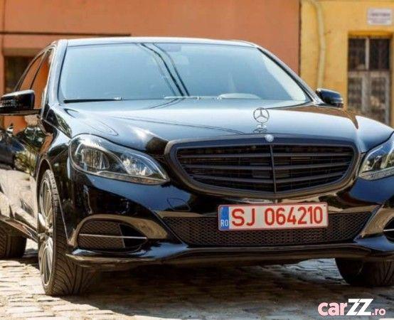 Mercedes Benz Class E 200, din 2013 - Extra Full