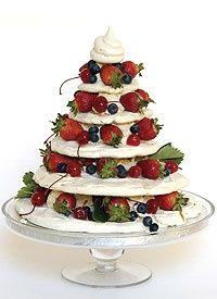 Meringue Christmas Tree #Christmasrecipes