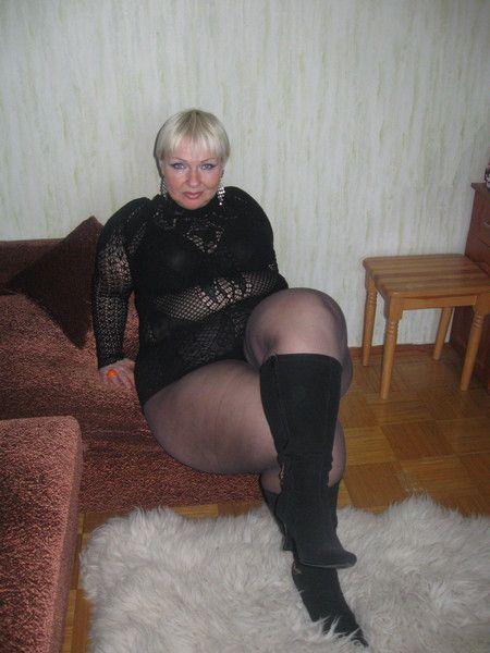Толстая жена в колготках фото #7
