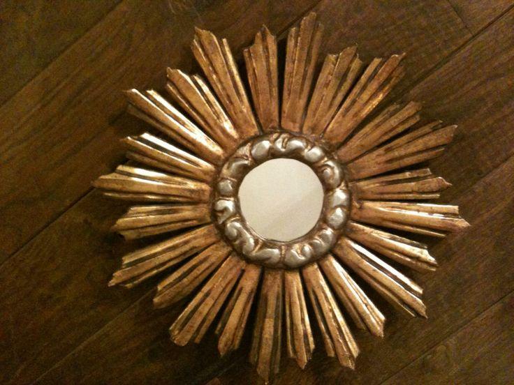 4 Miroirs Soleil, Antiquités Saint Roch, Proantic