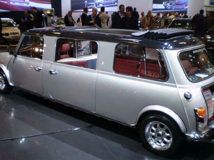 OMG....It's a mini-limo