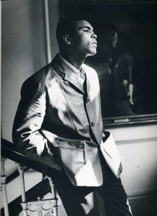Muhammad Ali, by Gordon Parks