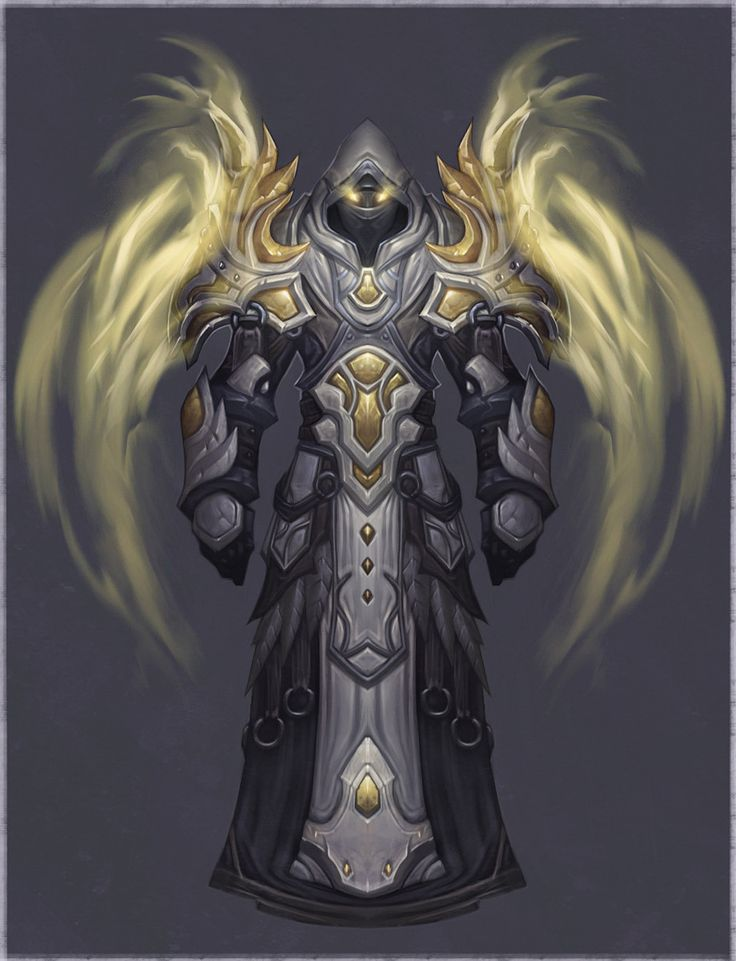 Warcraft Priest, sweet!!!