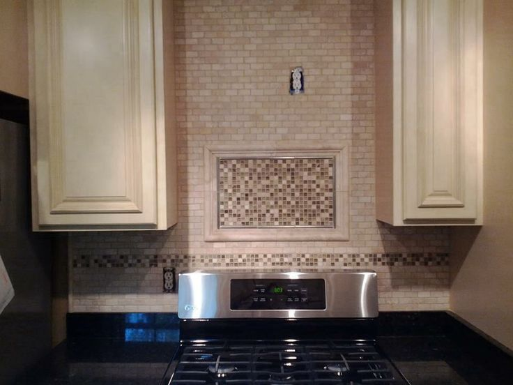 Kitchen Renovation Featuring Our Antique White Cabinets