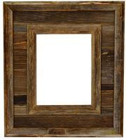 White Shadow Box Frame 16x20