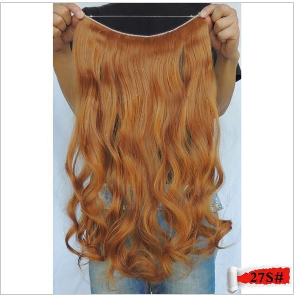 Medium Honey Blonde 27s Halo Hair Extensions 20 Quot Holiday
