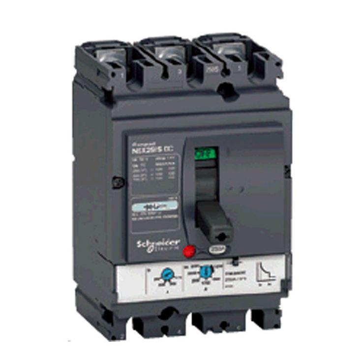 Jual : Schneider MCCB NSX630N 3P 630A (3 Phase 630 Ampere) - Alat Listrik dg Harga Murah.  - Kuat - Tahan Lama - Harga Per Each.  http://kliklistrik.com/mccb/366-schneider-mccb-nsx630n-3p-630a.html  #schneider #mccb #compactnsx #alatlistrik