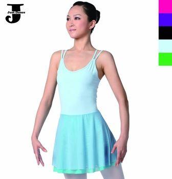 US $24.20 / piece 20115 Ballet Leotards For Women 6 Colors Performance Dance Costumes 150-180 CM Lady Ballet Dancewear Latin Dance Dresse