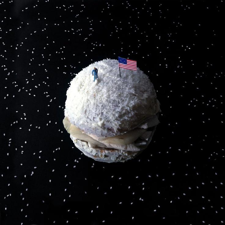 The Apocalypse Burger.  http://fatandfuriousburger.com/