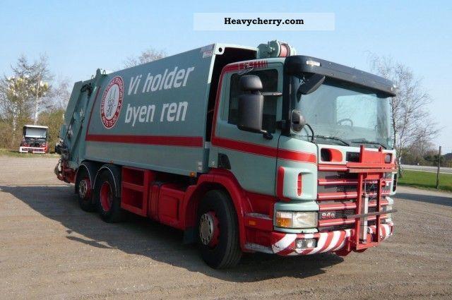 Scania 94G 280